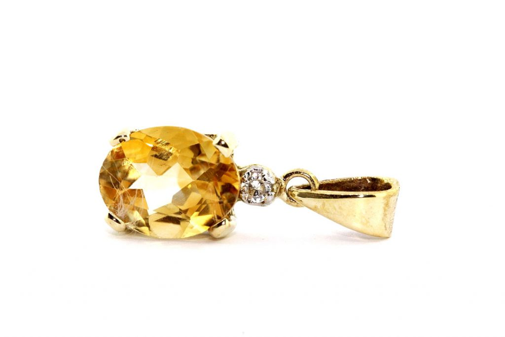 LEVOUNT JEWELRY-CITRINE