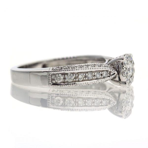 Diamond gold ring 0O001A5319_01