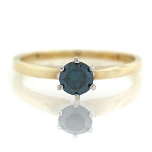 Diamond gold ring 9O001A7239_01