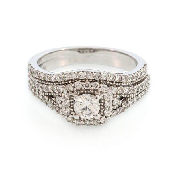 Diamond gold ring JO001A15969_01