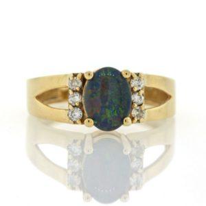 Opal goald ring 0O001A3829_03