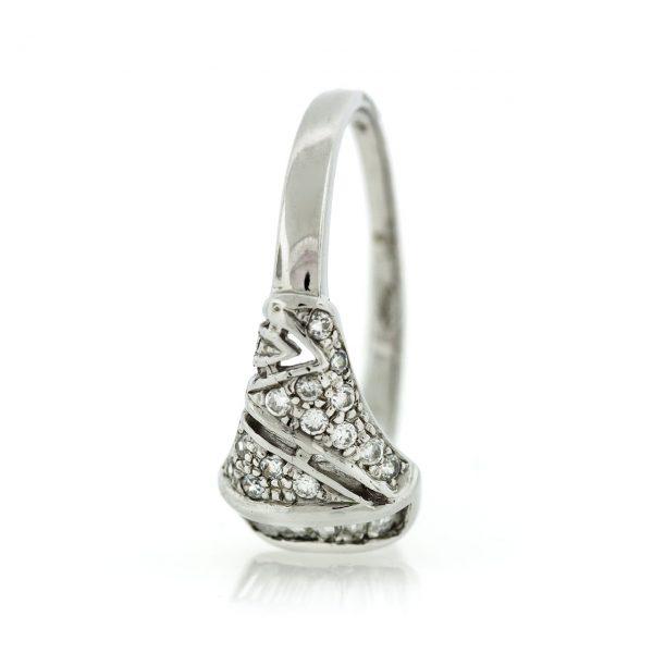 Zirconia gold ring 0O177A1209_02